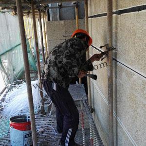 干挂石材施工安装