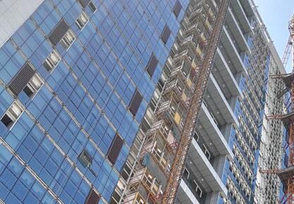 玻璃幕墙的维修与保养